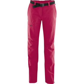 Maier Sports Inara Slim Pantalon Femme, persian red